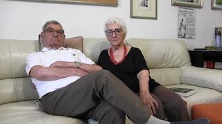 """Luciano rinasce a 80 anni grazie alla cannabis: """"Mio marito non parlava più, ora viviamo"""""""
