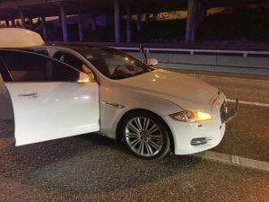 L'auto che ha investito due donne a Seattle