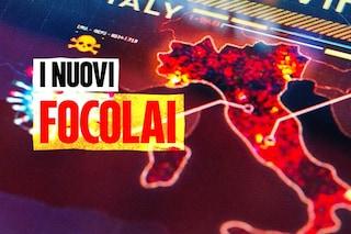 Il focolaio di Coronavirus a Vercelli causato da un imprenditore che ha violato la quarantena