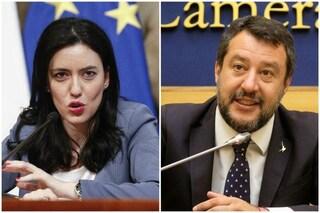 """Scuola, Azzolina: """"Da Colle ok a concorsi precari"""". Salvini: """"Usa Mattarella per attaccare maestre"""""""