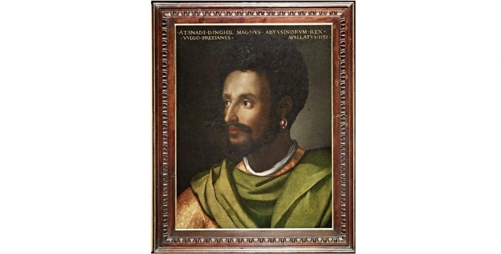 Cristofano dell'Altissimo, imperatore d'Abissinia