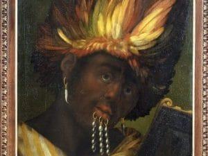 Cristofano dell'Altissimo, Imperatore d'Etiopia