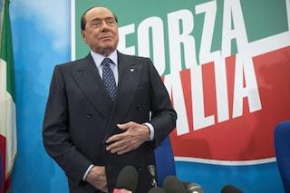 """Berlusconi vuole cambiare governo: """"Vediamo se c'è un'altra maggioranza in Parlamento"""""""