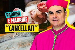 """Padrini e madrine """"cancellati"""", il vescovo di Sulmona: """"Mi fermano per strada per ringraziarmi"""""""