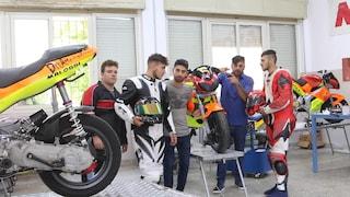 Dalla strada alla pista, la storia dei ragazzi siciliani che ora sfrecciano in sicurezza