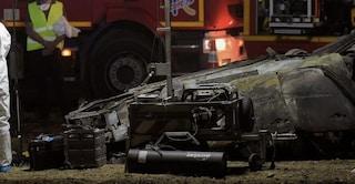 Dramma in Francia, minivan sbanda, si ribalta e prende fuoco: 5 bimbi morti nel rogo