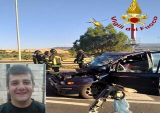 Catanzaro, scontro violentissimo tra furgone e auto sulla 106: due morti e due feriti