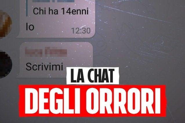 """""""Offro video e foto con minorenni"""": siamo entrati nella chat degli orrori con 53mila iscritti"""