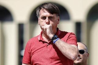"""Brasile, Bolsonaro ancora positivo al Covid 19: """"Sono stufo di stare in quarantena"""""""