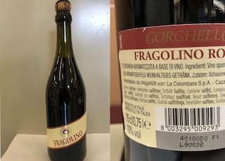 Micottossine oltre i limiti, Ministero della salute annuncia ritiro di bottiglie di Fragolino