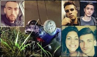 Jesolo, quattro ragazzi morti in un incidente: condannato a 8 anni pirata della strada