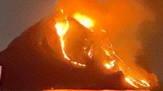 """San Vito lo Capo, in fiamme il Monte Cofano. Il sindaco: """"Azione criminale"""""""