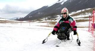 """Il sogno interrotto di Jacopo, sportivo in carrozzina: """"Non vogliono farmi diventare maestro di sci"""""""