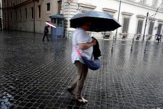 Previsioni meteo 24 luglio: venerdì di temporali e grandine, nel weekend il tempo migliora