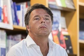 """Renzi: """"Non saremo io o Zingaretti a imporre il Mes, lo farà la realtà della crisi"""""""