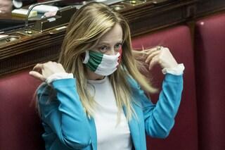 Sondaggi, boom di Fratelli d'Italia al Sud: è il primo partito, superato anche il M5s