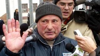 """L'ex bandito sardo Graziano Mesina in fuga dopo la condanna a 30 anni: """"Non lo troviamo"""""""