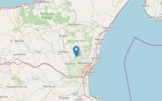 Terremoto di magnitudo 3 sull'Etna: paura tra la popolazione
