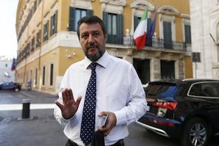 """Inchieste in Lombardia, Salvini difende la Lega: """"Chissà perché su Zingaretti invece non c'è nulla"""""""