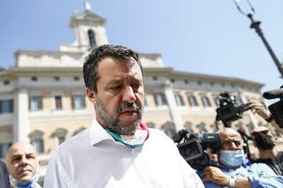 """Open Arms, Salvini: """"Mi hanno già scritto 200 avvocati pronti a difendermi"""""""