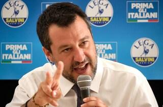 Sondaggi, torna a crescere la Lega, giù Fratelli d'Italia e Forza Italia