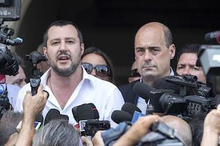 Sondaggi, Lega e Pd separati da soli 2 punti: Salvini dietro Conte, Zaia e Meloni tra i leader