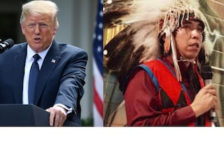 """Indiani contro Trump: """"Non venga nei nostri territori, porta il Coronavirus"""""""