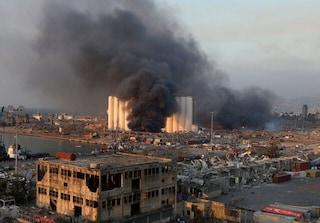 Beirut, com'è la situazione un mese dopo l'esplosione: danni per 4,6 milardi di dollari