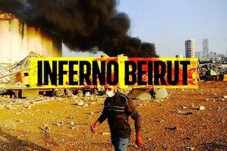 Esplosione al porto di Beirut, 137 morti: anche una 92enne italiana, ospedali al collasso