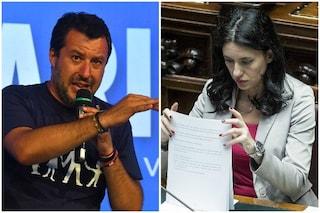 """Salvini all'attacco: """"Azzolina non è all'altezza, scuola non merita questa ripartenza caotica"""""""