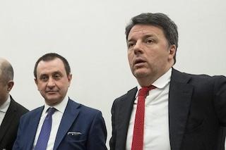 """Renzi: """"Se il Pd si allea con il M5s noi non ci siamo, Iv distante dal becero populismo di Grillo"""""""