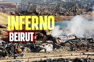 """Esplosioni Beirut, 220 morti e 7000 feriti. Ministro Salute annuncia: """"Tutto il governo si dimette"""""""