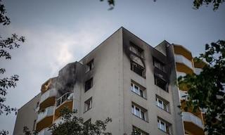 Incendio in un palazzo nella Repubblica Ceca: undici morti tra cui tre bambini