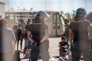 Seconda ondata, gli untori sono i decreti sicurezza non i migranti