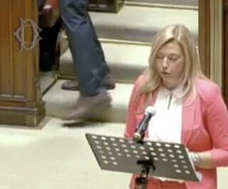 """Bonus 600 euro, quando la deputata leghista Murelli diceva """"abbiamo accettato l'elemosina"""""""