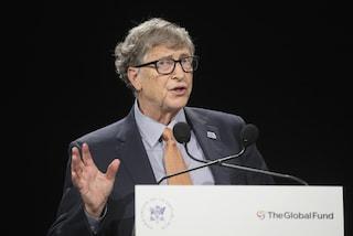 """Covid, per Bill Gates la fine della pandemia non è vicina: """"Paesi poveri saranno ora i più colpiti"""""""