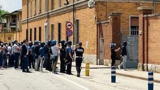 Ex caserma di Treviso, tampone a 309 persone: 244 positivi tra migranti e operatori