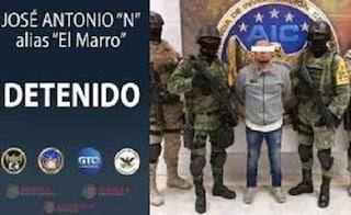 Arrestato El Marro, capo del cartello di Santa Rosa de Lima e tra i narcos più ricercati del Messico