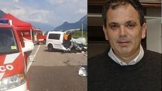 Dramma in Valsugana, schianto frontale tra furgone e tir: Roberto muore nell'incidente stradale