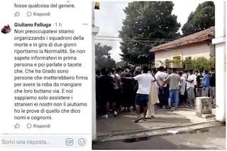 """Udine, responsabile Protezione Civile vuole """"squadroni della morte"""" contro le proteste dei migranti"""