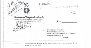 Coronavirus Italia, desecretati cinque verbali del Comitato tecnico scientifico: disponibili online
