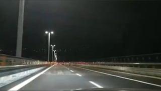 Ponte Morandi riaperto al traffico: dopo due anni tornano a circolare le auto