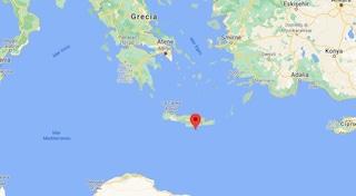 Terrore a Creta: scossa di terremoto fortissima, magnitudo 5.3