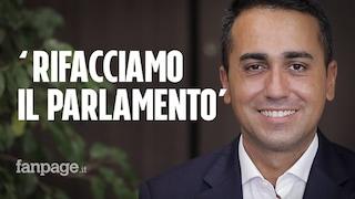 """Regionali, Di Maio: """"Si doveva lavorare meglio ad alleanza con PD, non ripetiamo errore a Comunali"""""""