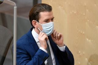 """Coronavirus Austria, con boom contagi scattano restrizioni: """"Situazione di nuovo seria"""""""