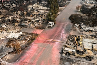 """Oregon in fiamme, migliaia di persone senza casa: """"Non sono incendi, è una tempesta di fuoco"""""""