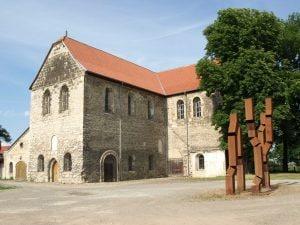 La chiesa St–Burchardi ad Halberstadt, in Germania, dove si tiene il concerto più lungo della storia