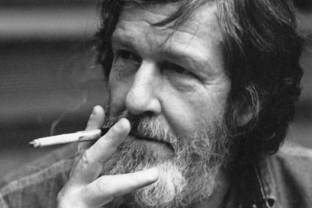John Cage nel 1970