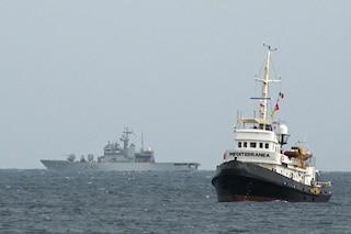 Migranti, la Mare Jonio torna nel Mediterraneo centrale