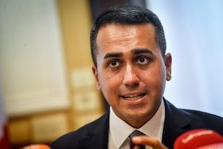 """Governo, Di Maio: """"Rimpasto non è una soluzione, ci stiamo occupando della seconda ondata di Covid"""""""